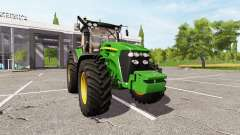 John Deere 7730 v2.0 for Farming Simulator 2017
