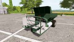 Mini dump truck for Farming Simulator 2017