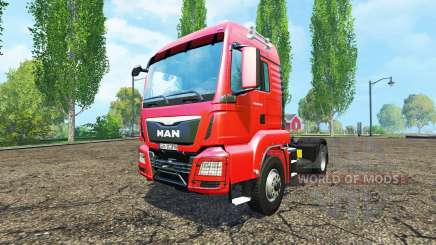 MAN TGS 18.440 for Farming Simulator 2015