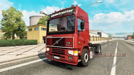 Volvo F16 for Euro Truck Simulator 2