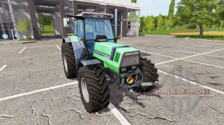 Deutz-Fahr AgroStar 6.21 v1.5 for Farming Simulator 2017
