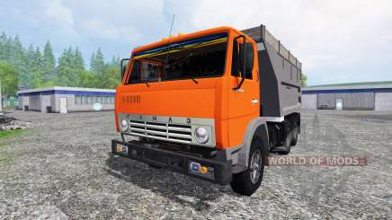 KamAZ 55111 for Farming Simulator 2015