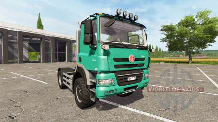 Tatra Phoenix T158 4x4 v2.0 for Farming Simulator 2017