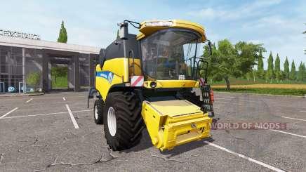 New Holland CX8080 for Farming Simulator 2017