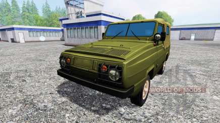 The UAZ-3907 Jaguar for Farming Simulator 2015
