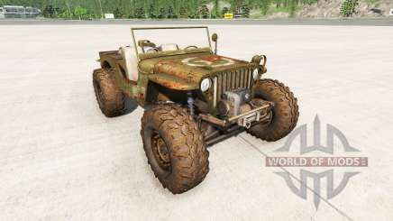 Jeep Hell v0.5 for BeamNG Drive