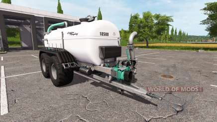 Zunhammer SKE 18.5 PUD titian special for Farming Simulator 2017