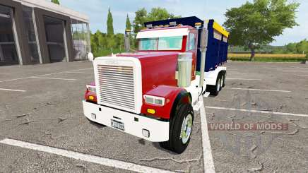 Freightliner FLD 120 dump for Farming Simulator 2017