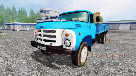 ZIL-133 RG v2.0 for Farming Simulator 2015