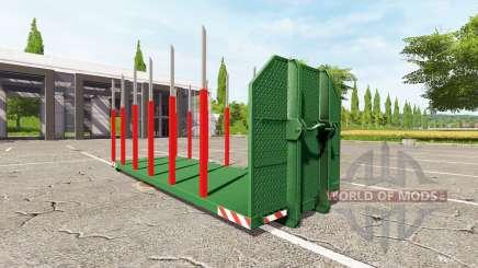 IT Runner Wood for Farming Simulator 2017