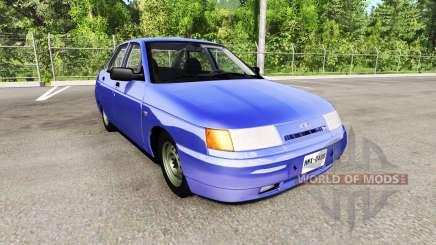 VAZ-2110 for BeamNG Drive
