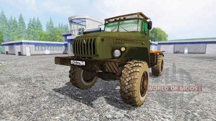 Ural-43206 for Farming Simulator 2015