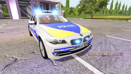 BMW 520d Touring (F11) NRW v1.1 for Farming Simulator 2017