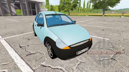 Ford Ka v1.3 for Farming Simulator 2017