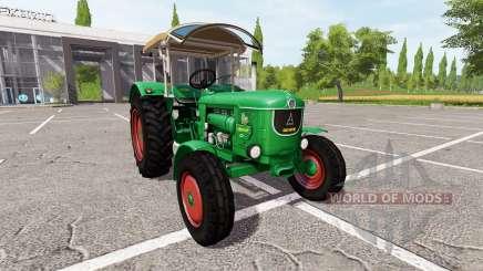 Deutz D80 v1.3 for Farming Simulator 2017