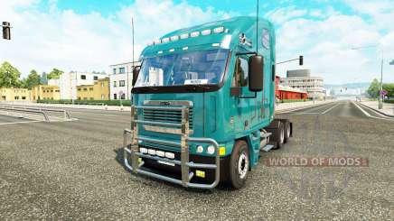 Freightliner Argosy v1.1 for Euro Truck Simulator 2