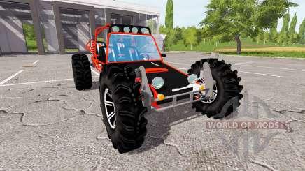 Dune Buggy for Farming Simulator 2017