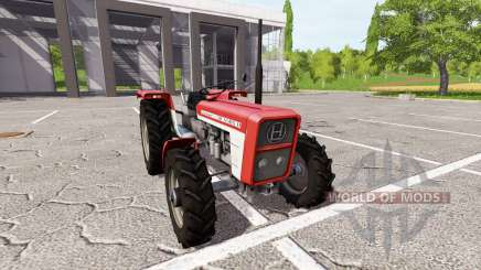 Lindner BF4505A for Farming Simulator 2017