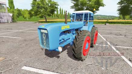 Dutra D4K-B for Farming Simulator 2017