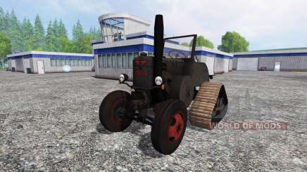 Ursus C-45 for Farming Simulator 2015