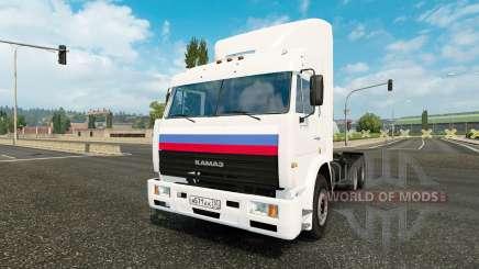KamAZ-54115 for Euro Truck Simulator 2