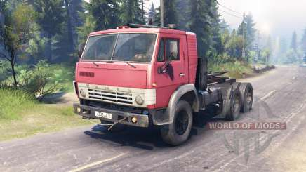 KamAZ 5410 for Spin Tires