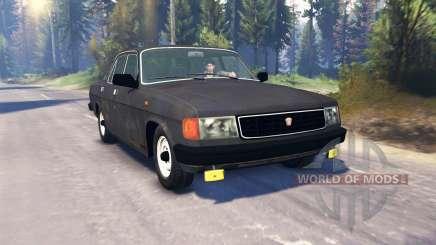 GAZ 31029 Volga v2.0 for Spin Tires