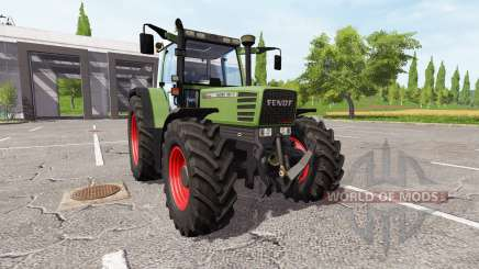 Fendt Favorit 512C Turbomatic v2.0.5 for Farming Simulator 2017