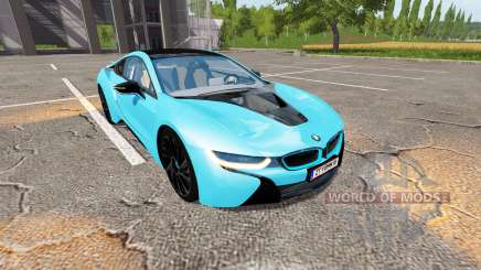 BMW i8 (I12) for Farming Simulator 2017