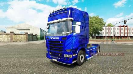 Skins for Scania truck for Euro Truck Simulator 2