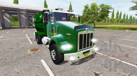 Kenworth T800 feed for Farming Simulator 2017