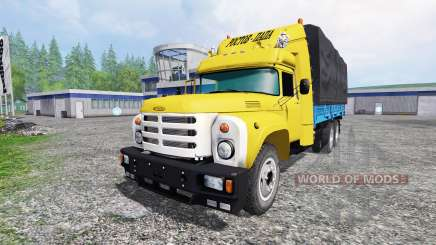 ZIL-133 v2.0 for Farming Simulator 2015