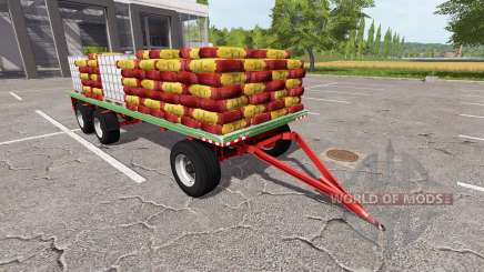 Brantner DPW 18000 seeds for Farming Simulator 2017