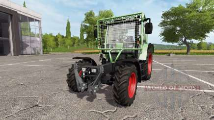 Fendt 380 GTA Turbo v4.5 for Farming Simulator 2017