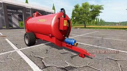 Marshall ST1800 for Farming Simulator 2017