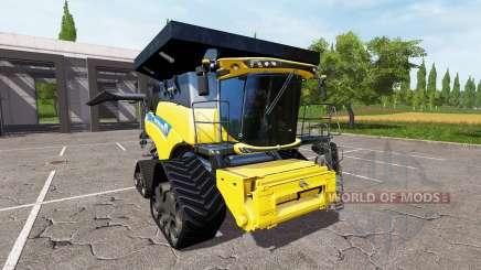 New Holland CR10.90 v1.5 for Farming Simulator 2017