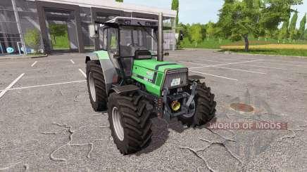 Deutz-Fahr AgroStar 4.71 for Farming Simulator 2017