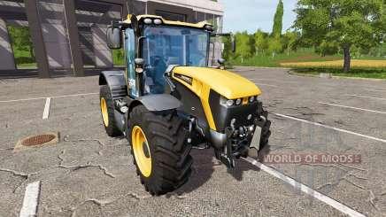 JCB Fastrac 4190 v1.1 for Farming Simulator 2017