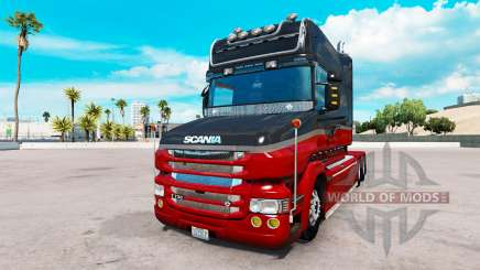 Scania T v2.0 for American Truck Simulator