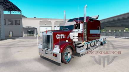 Kenworth W900B Long remix for American Truck Simulator