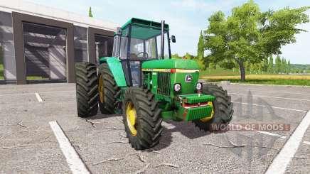 John Deere 3030 v1.1 for Farming Simulator 2017