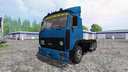 MAZ 642208 for Farming Simulator 2015