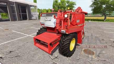 Massey Ferguson 620 v1.1 for Farming Simulator 2017
