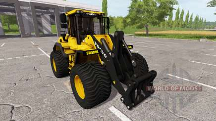 Volvo L60G for Farming Simulator 2017