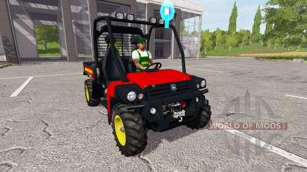 John Deere Gator 825i for Farming Simulator 2017