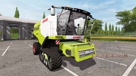 CLAAS Lexion 770 for Farming Simulator 2017