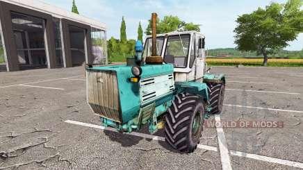 HTZ T-150K v1.3 for Farming Simulator 2017