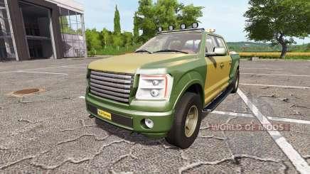 Lizard Pickup TT Service v2.0 for Farming Simulator 2017