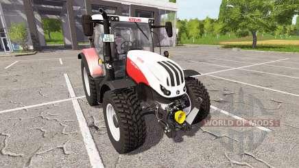 Steyr Multi 4135 Profi CVT ecotec for Farming Simulator 2017