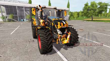 Fendt 936 Vario flammen for Farming Simulator 2017